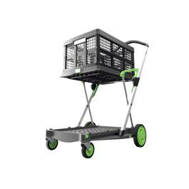 Clax trolley + 1 plooibox