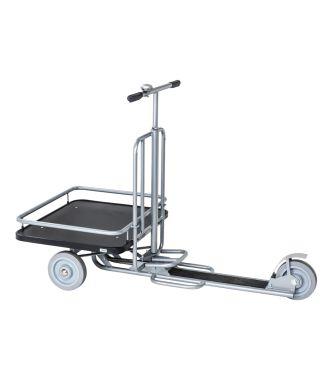 Kongamek Scooter bedrijfsstep met laadplatform