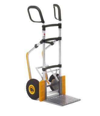 Kongamek ergonomische steekwagen, laadvermogen 250 kg