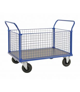 Kongamek gaaswagen, laadvermogen 500 kg