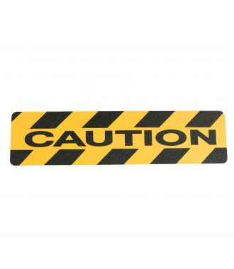 Caution anti slip tape