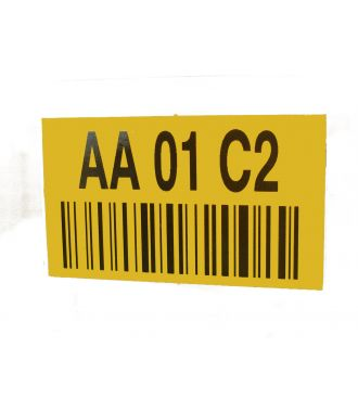 barcode labels - loka's